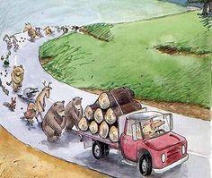 Dejemos de talar árboles