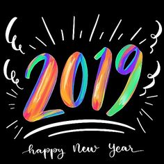 Happy New Year 2019 : Happy new year pics holidays 2019 for friends family wife son husband mom