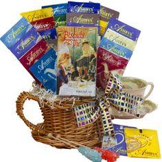 Art of Appreciation Gift Baskets Spot of Tea - http://teacoffeestore.com/art-of-appreciation-gift-baskets-spot-of-tea-2/