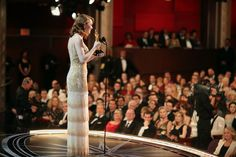 Emma Stone Photos Photos - Actress Emma Stone accepts Best Actress for 'La La Land' onstage during the 89th Annual Academy Awards at Hollywood & Highland Center on February 26, 2017 in Hollywood, California. - 89th Annual Academy Awards - Backstage