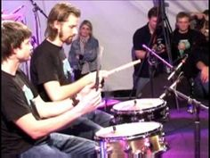 Snare Drum duet with Johnny Rabb and Benny Greb. Live at the Meinl drum festival 2008.