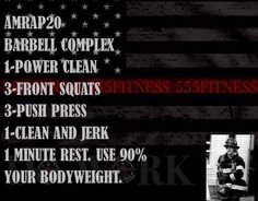 Barbell complex #workout