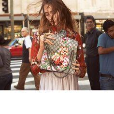 Te presentamos la tendencia de Gucci para la temporada de Otoño 2015.