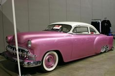 1953 Chevy Bel Aire 2 door..... I would love to drive this!