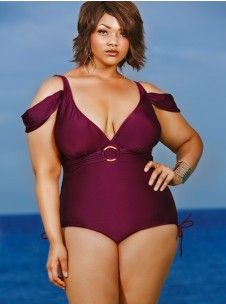 043157a2903 Every single sexy lady out there needs this super sexy swimsuit number ro  complete them! Monif C always know how!