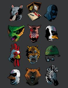 Hotline Miami 2 - Shirt