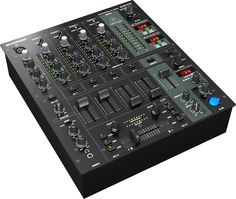 The BEHRINGER DJX750 is a professional 5-channel DJ mixer with such great features to instantly ingrain itself on the short list of must-have industry standards.