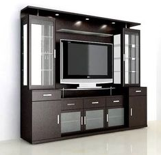 Tv Unit Furniture Design, Tv Unit Design, Tv Unit Decor, Wall Tv, Woodworking Furniture Plans, Modern Bedroom, Gadgets, House Design, Interior