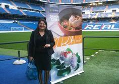 Visita al Estadio Santiago Bernabeu