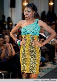 Nigerian wedding ankara styles 11