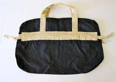 my addiction to IKEA, fabrics, and the Big Bag | MADE
