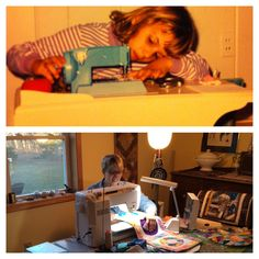 Then....and now - It took quite a while to get back to this happy place!