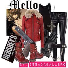 Mello- Death Note