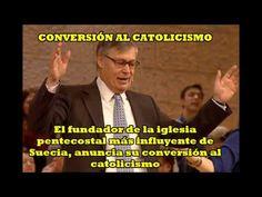 Conversión Al Catolicismo del Ex Pastor Pentecostal más influyente de Su...