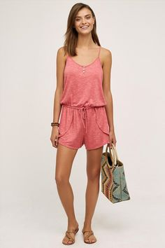 39.99$  Buy here - http://viexb.justgood.pw/vig/item.php?t=ixxiclh58929 - Brand New Anthropologie Terry Lounge Romper
