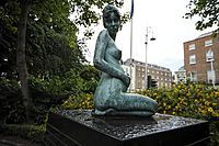 How To Cope With The Effects Of Past Sexual Abuse During Pregnancy (Scary Mommy) Kelly Brogan, Post Pregnancy Body, Beautiful Pregnancy, Victorian London, Scary Mommy, Pregnant Mother, Urban Park, Public Art, Most Beautiful