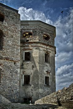 Krzyztopor Castle, Poland