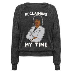 """Reclaiming My Time Maxine Waters White Print - U.S. Representative Miss Maxine Waters is not to be messed with. She is leading the resistance with the rallying cry """"I'm Reclaiming My time""""! Resist and persist with Maxine and this badass shirt!"""