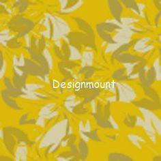 Photoshop Pattern – Yellow Flower Pattern Free Download