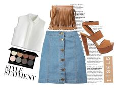 """Senza titolo #132"" by itsels on Polyvore featuring moda, Steve Madden, Chicwish, Edward Bess e Boohoo"