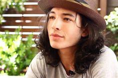 Ezra Miller...the only Ezra that i love!<3