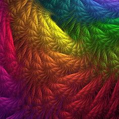 Coloured Comfort, via Flickr