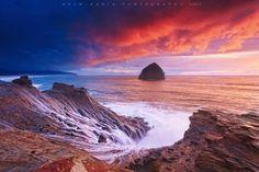 Taken at Cape Kiwanda,Pacific City-Oregon Coast