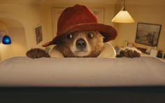 Looking forward to seeing the Paddington Bear movie this winter with my little granddaughter who already has an English accent from watching so many British cartoons :-)