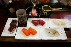 Fresh sushi for night owls at Osaka fish market's midnightrestaurant