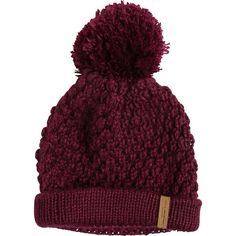 KROCHET KIDS The abby pom beanie (35 AUD) ❤ liked on Polyvore featuring accessories, hats, beanies, hair, crochet hat, slouch beanie, crochet slouchy beanie, oversized beanie and slouch hat