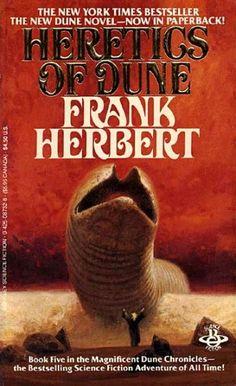 Heretics of Dune by Frank Herbert