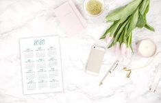 Let this 2020 wall calendar in teal brighten up your home of office! See you whole year at a glance with a printable calendar. Blog Planner, 2017 Planner, Printable Planner, Printables, Planners, Calendar 2020, Desk Calendars, Planner Inserts, Etsy Seller