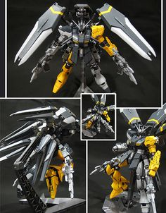 1/100 RX-93-v28 Hi Nu Gundam Custom Unit B Version 2.0 - Customized Build Modeled by Patrick CLICK HERE TO VIEW FULL POST...