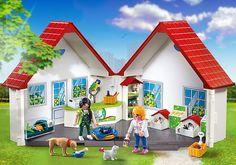 Take Along Pet Store - 5633 - PLAYMOBIL® USA