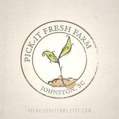 Bildresultat för organic farmhouse logo