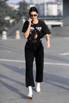2eacb0dcb35c Pinterest  SebastianAlbery ← Kendall Jenner Outfits