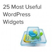 25 Most Useful WordPress Widgets for Your Site from WPBeginner *Great Widgets*