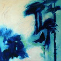 "Saatchi Art Artist Isabelle Philips-Decramer; Painting, ""Opus 8"" #art"
