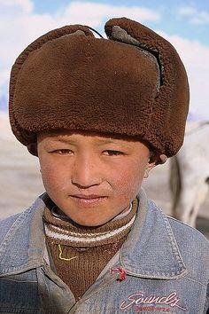 Kyrgyz Boy | China photo