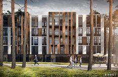 62 Ideas For Exterior Architecture Facade Inspiration Facade Architecture, Residential Architecture, Amazing Architecture, Building Facade, Building Design, Building Exterior, Facade Design, Exterior Design, Casa Hotel