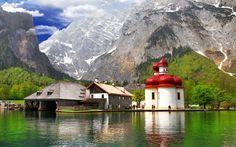 2560x1600 windows wallpaper berchtesgaden