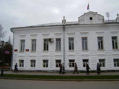 Manoir Kostrova - Veliki Oustioug - Construit au XIXème siècle.