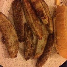 Oven Fresh Seasoned Potato Wedges - Allrecipes.com