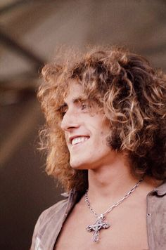 "firth-of-fiftysecondstreet: "" Roger Daltrey at the Isle of Wight festival 