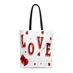 🌟🌟NEW TO OUR STORE! Love And Hearts T... #tshirts #tanktops #sweatshirts #coffeecups #coffeelovers #mugs #iphone http://roccityteesandapparel.myshopify.com/products/love-and-hearts-tote-bag?utm_campaign=social_autopilot&utm_source=pin&utm_medium=pin