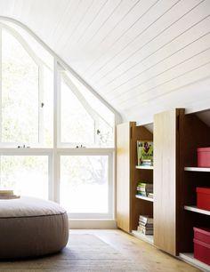 PADDINGTON VILLA | alwill  #interiors #wood #window #view #storage