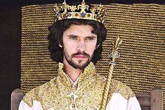 BBC2's The Hollow Crown, Ben Whishaw as Richard II