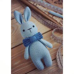 Crochet toy amigurumi bunny, rabbit. Амигуруми игрушка крючком. Вязаный зайчик, кролик. #crochet #dollmaker #crochetdoll #handmadedoll #amigurumidoll #crochettoy #amigurumitoy #amigurumi #crochetbunny #crochetrabbit #amigurumibunny #amigurumirabbit #амигуруми #заяцкрючком #вязаныйзаяц #вязание