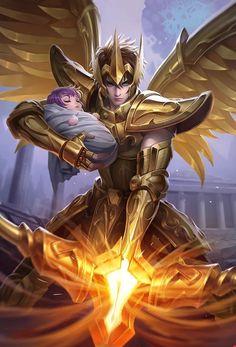 Manga Anime, Anime Neko, Gamora Marvel, Marvel Drawings, Pegasus, Illustrations Posters, Anime Characters, Knight, Animation