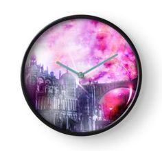 Souls Landscapes - Lothric Castle  #DarkSouls3 #DarkSoulsIII #DarkSouls #Lothric #pink #neon #gothic #sky